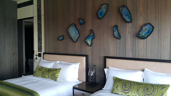 ST. REGIS Resort on Vommuli Island in Maldives (Coastal Villa)