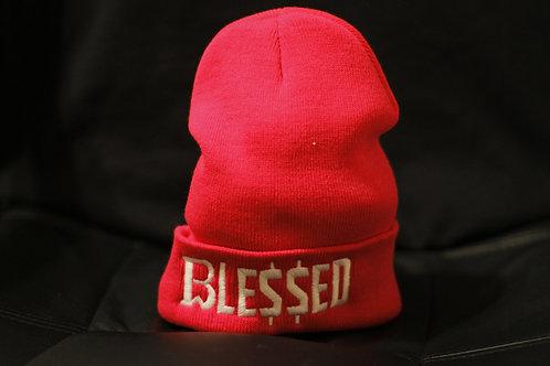 Breadwinner | Blessed | Pink & White Beanie #BeatIt ....