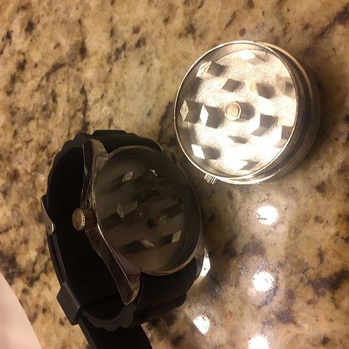 Grind Time - Limited Edtion Black Diamond Grinder Watch