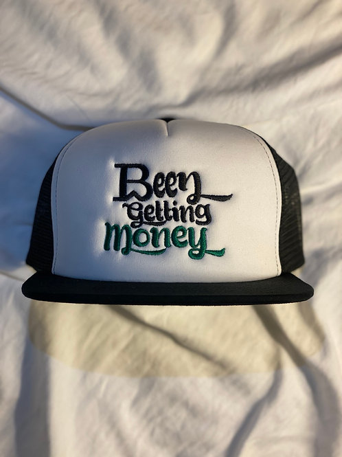 Been Gettin Money Trucker Cap