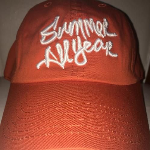 Summer All Year Sport Cap | Orange