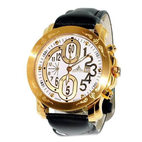 Johnny Dang Custom Gold Watch