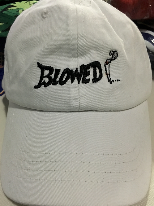 BWBLOWED   DAD HATS ( available in black and white)
