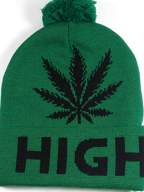 BW High Beanie | Inspired by 4.20 Activites