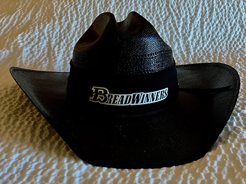 Lifetime Member Cowboy Hat w/ Breadwinners Hat Band
