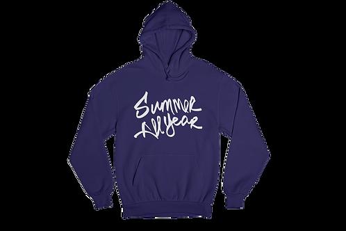 Summer All Year Mens Hoodie