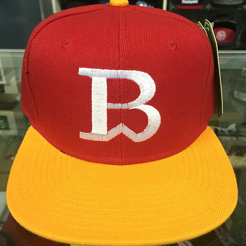 Breadwinner Next Generation Logo Hats | Houston Rockets Edition