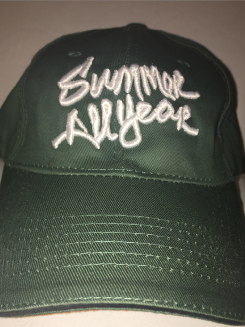 Summer All Year Sport Cap |Forest Green