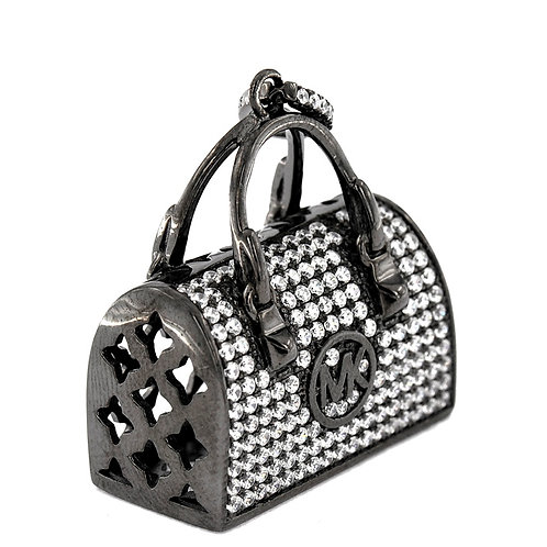Custom Michael Kores Bag Charm with FREE chain