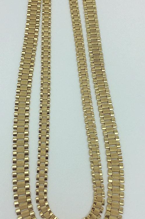 2 Rolex Chains