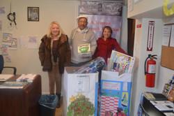 veteran nonprofit toy drive