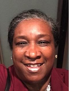 Bio picture for Salute 2 Service board member Rosemary Jackson.
