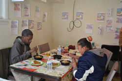 veteran nonprofit feeding homeless