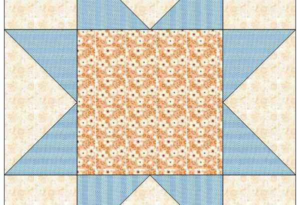 Quilt Math: No Waste Flying Geese