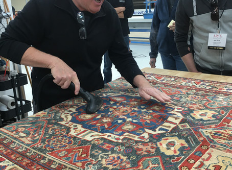 The Art of the Rug and How to Care For It