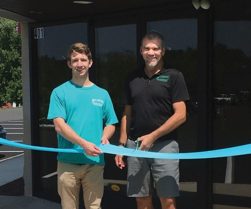 grand opening in Warwick PA