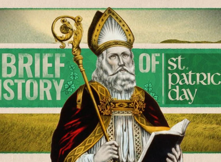 The Real History of St. Patrick's Day