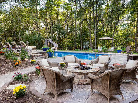 Love outdoor living, but hate the work?