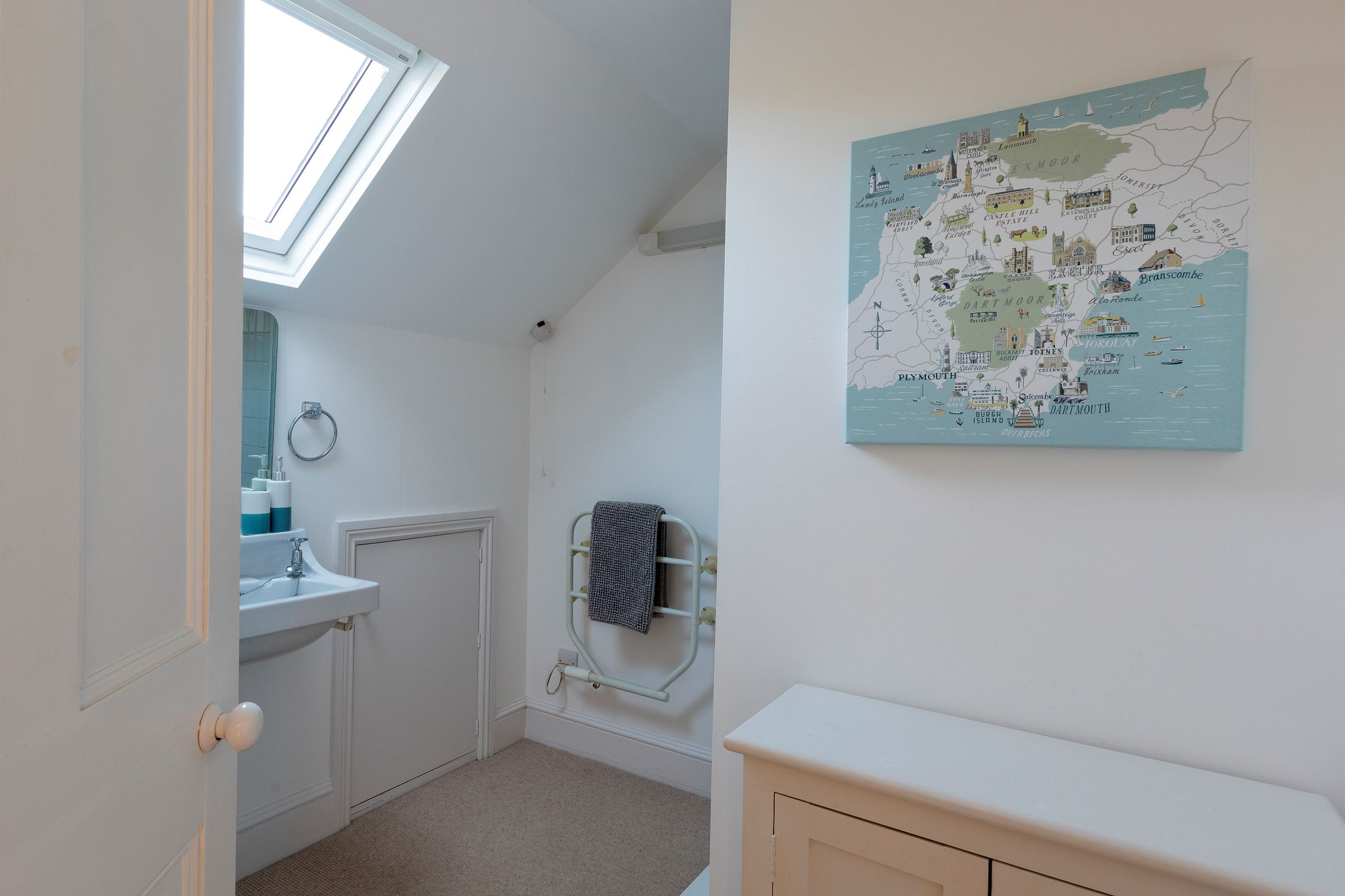 Bathroom Two The Findings Salcombe