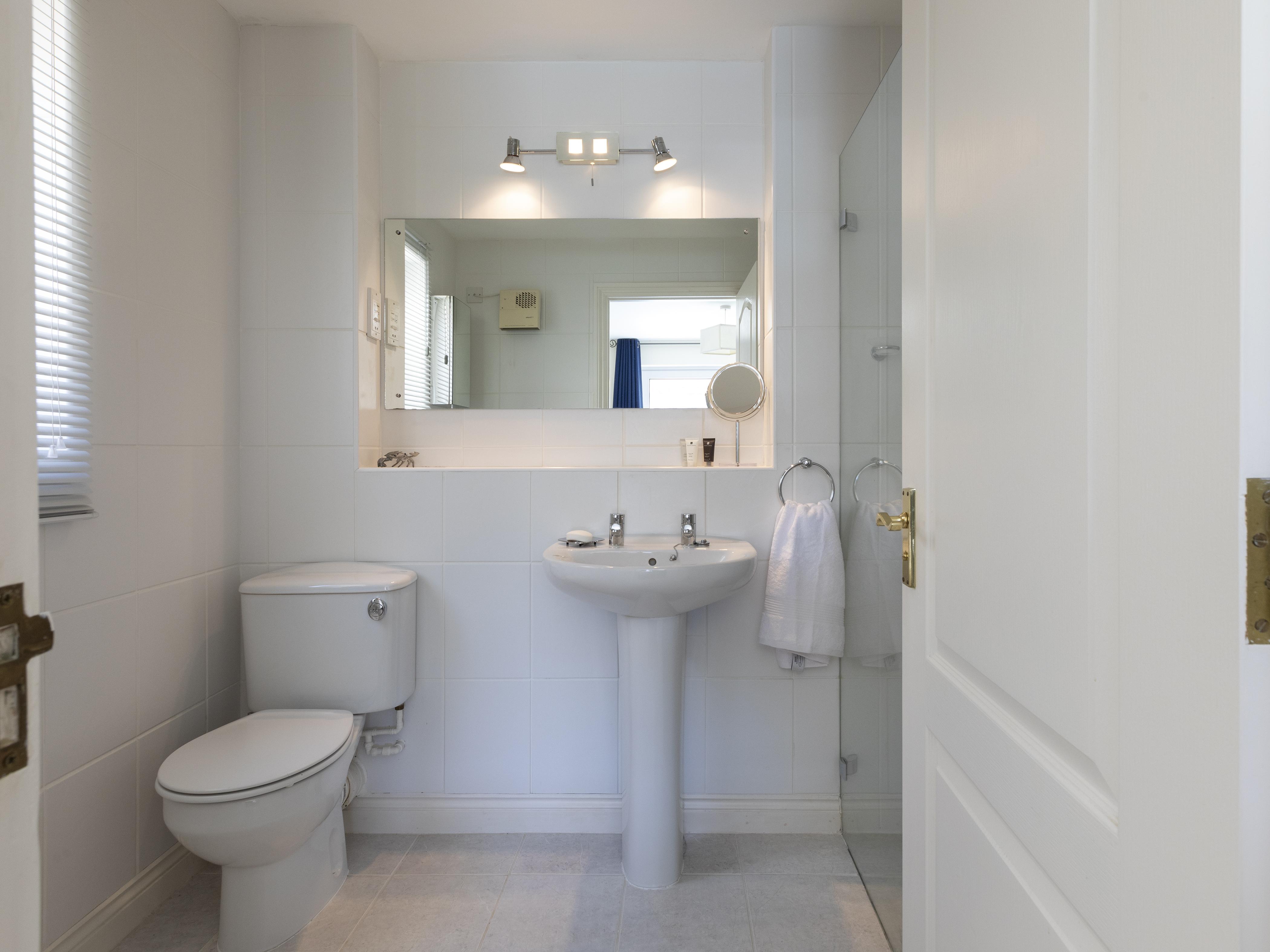 En-Suite Walk-In Shower Room