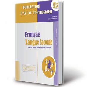 Francais langue segonde 5AF