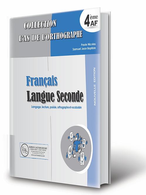 Français Langue Seconde 4AF