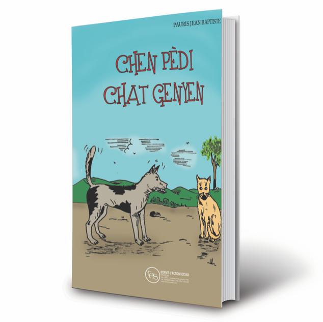 Chen Pèdi Chat Genyen