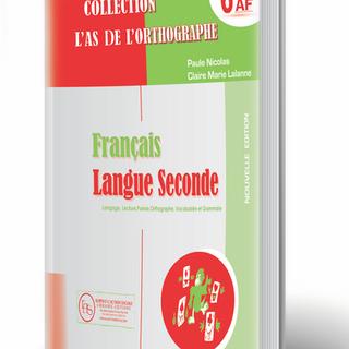 FRANCAIS LANGUE SEGONDE