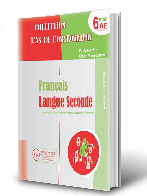 Français Langue Seconde 6AF