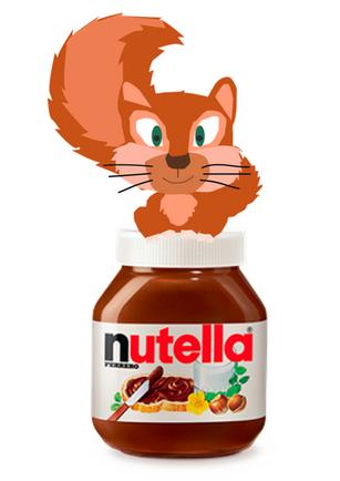 #Nutsfornutella