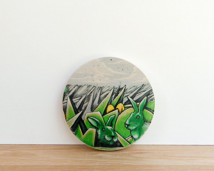 Graffiti Rabbit