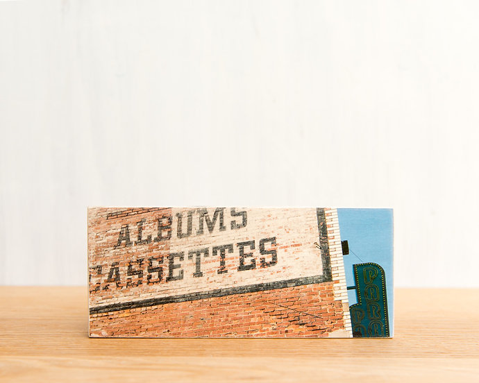 Albums and Cassettes