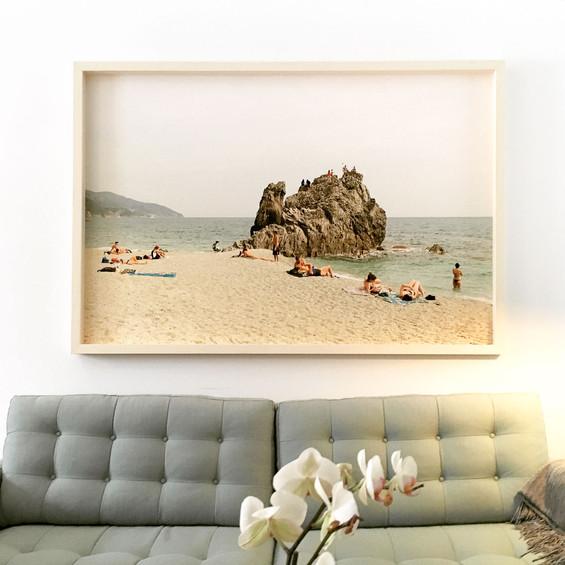 Sight Line - Framed print