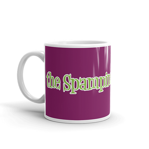Spampinato Brothers Purple Mug