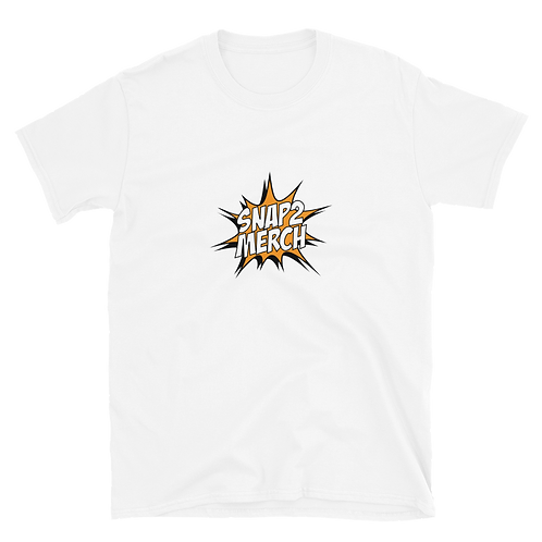 Snap2Merch Short-Sleeve Unisex T-Shirt