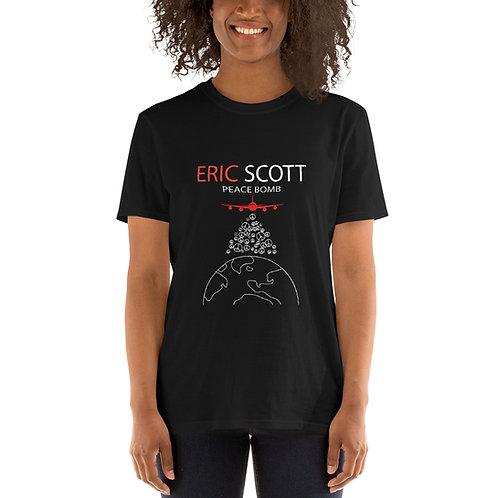 Peace Bomb Short-Sleeve Unisex T-Shirt