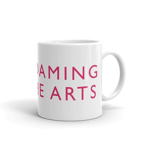 Roaming The Arts Mug