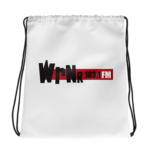 WRNR Drawstring bag
