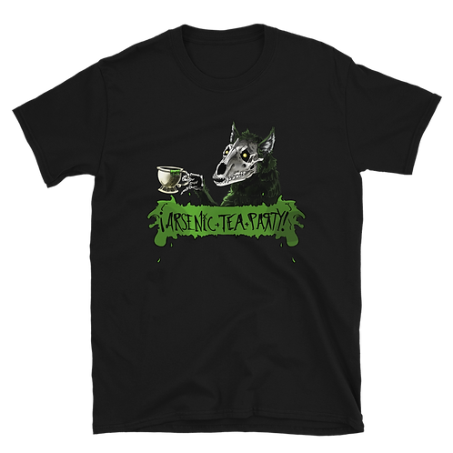 Richard Cynic Short-Sleeve Unisex T-Shirt