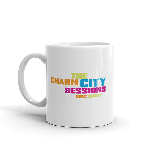 Charm City Sessions Mug