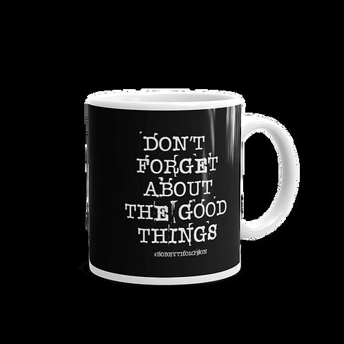 Don't Forget Mug Black