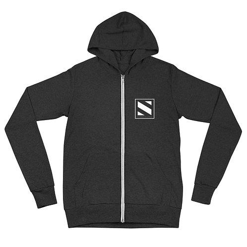 Systems by Susie Unisex zip hoodie