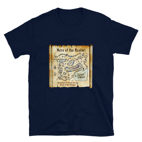 Hero of the Realm Navy Unisex T-Shirt