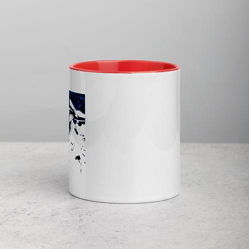 Brenda Larson Mug with Color Inside