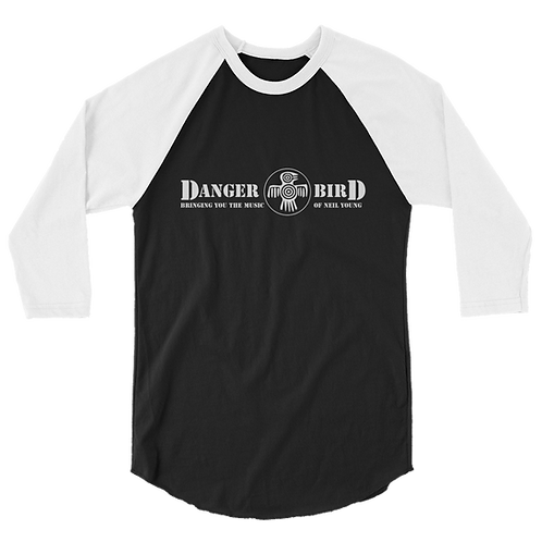 DB 3/4 sleeve raglan shirt