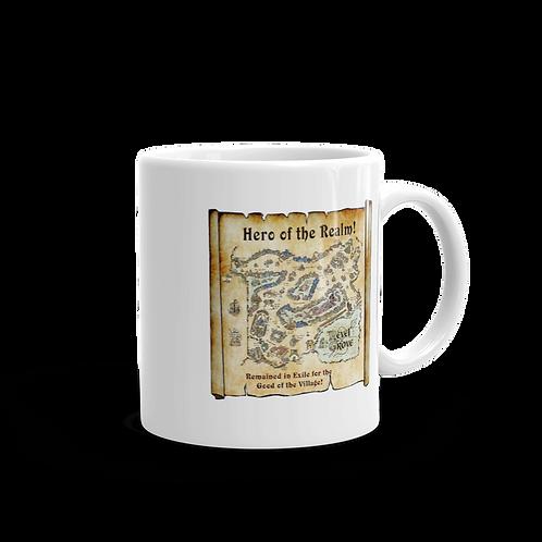 11 oz. Hero of the Realm Mug