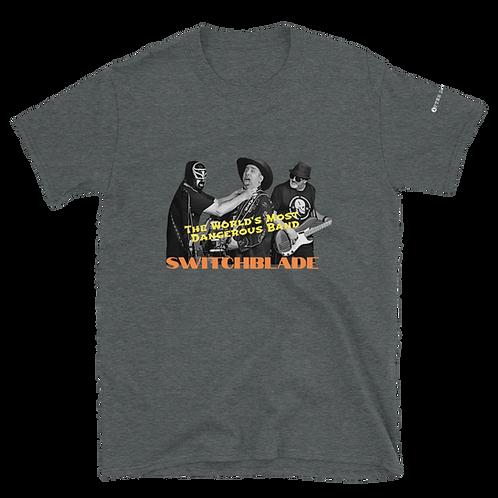 Switchblade Short-Sleeve Unisex T-Shirt