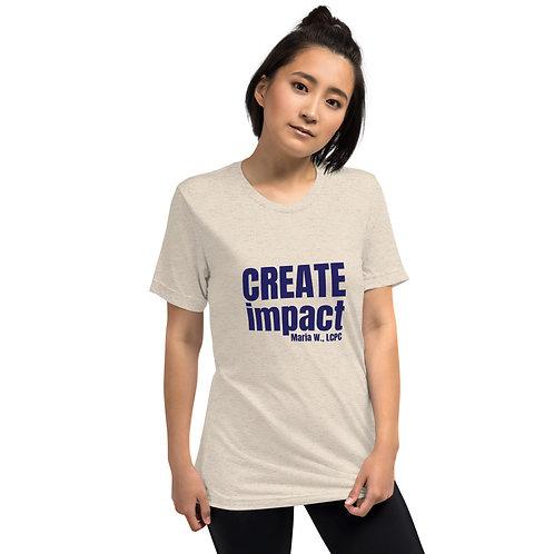Maria W Short sleeve t-shirt