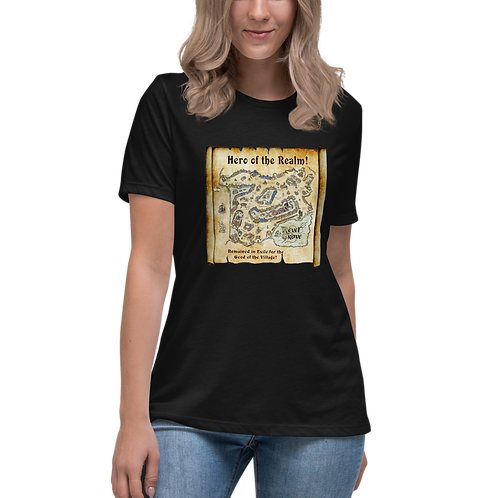 Hero of the Realm Women's Relaxed T-Shirt