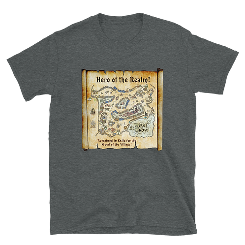 Hero of the Realm Assorted Unisex T-Shirt